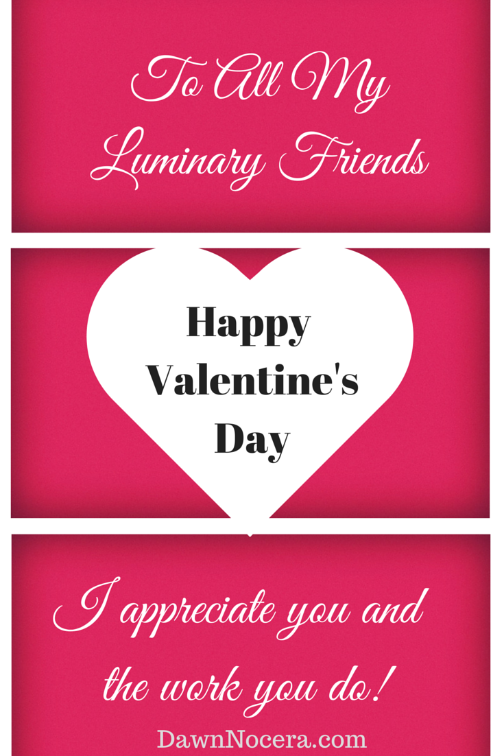 Happy Valentine'sDay
